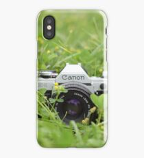 Canon and Clover iPhone Case