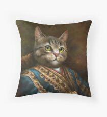 Die Hermitage Court Outrunner Katze Dekokissen