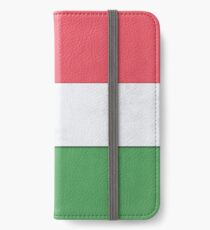 Hungary iPhone Wallet
