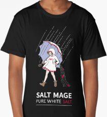 Pure White Salt Mage Long T-Shirt