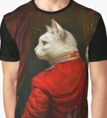 The Hermitage Court Chamber Herald Cat Edited version Graphic T-Shirt