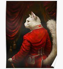 Die Hermitage Court Kammer Herald Cat Edited-Version Poster