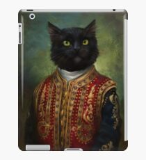 Hermitage Court Moor in casual uniform  iPad Case/Skin