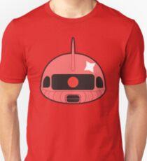 Red Zaku II Unisex T-Shirt