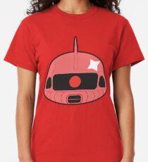 Red Zaku II Classic T-Shirt