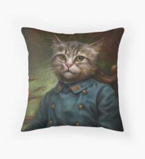 Der Hermitage Court Konditor Lehrling Cat Dekokissen