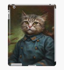 The Hermitage Court Confectioner Apprentice Cat  iPad Case/Skin