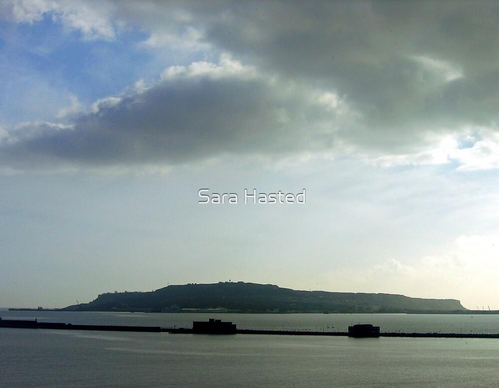 Isle of Portland by Sara Hasted
