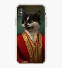 Die Hermitage Gericht Kellner Cat iPhone-Hülle & Cover