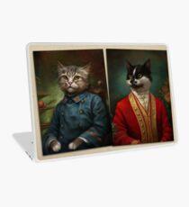 Die Hermitage Gericht Kellner Cat Laptop Folie