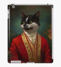 Die Hermitage Gericht Kellner Cat iPad-Hülle & Klebefolie