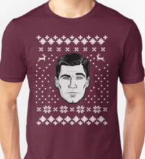 An Archer Christmas Unisex T-Shirt
