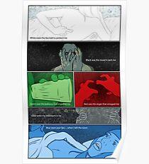 Murder Palette Collaboration Poster