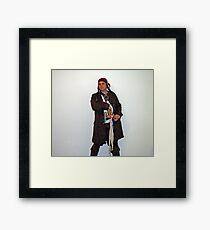 Captain Jeff Sparrow Framed Print