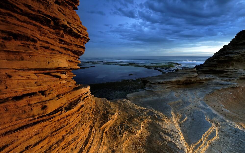 Sandstone Views by Robert Mullner
