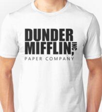 Dunder Mifflin The Office Unisex T-Shirt