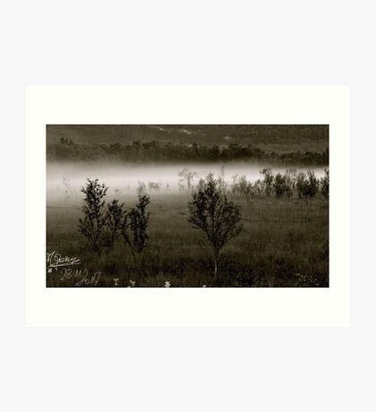 Midnight Mystery . Norway . © DrAndrzej Goszcz Photography Art Print