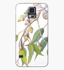Australian native eucalyptus tree branch Case/Skin for Samsung Galaxy