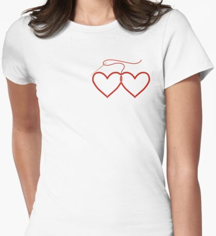 Stitched Hearts T-Shirt
