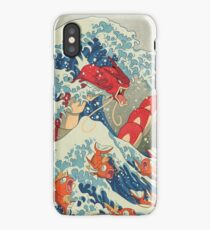 The Great Wave FULL iPhone Case/Skin