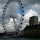 The London Eye by Spyte