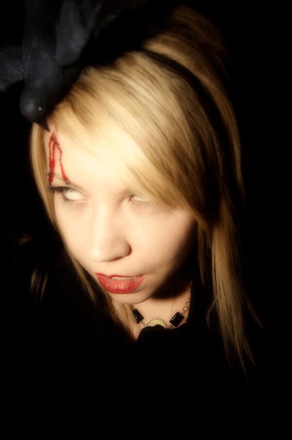 Zombie Leah by dbatterman
