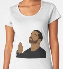 Drake 6 God Women's Premium T-Shirt