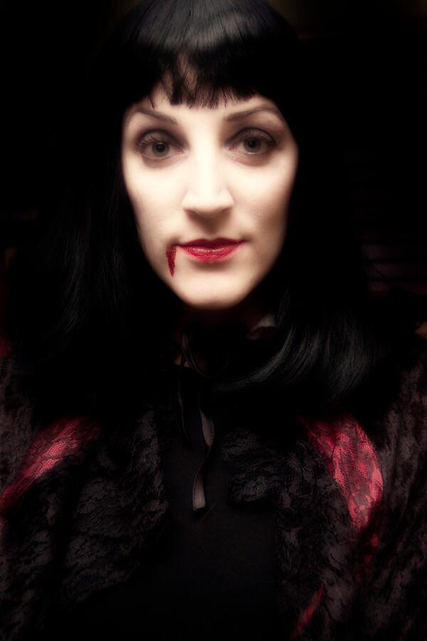 M. Boltong-Halloween Portrait by dbatterman