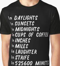 Seasons of love Graphic T-Shirt