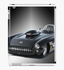 1957 Corvette 'Competition Style' iPad Case/Skin