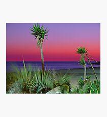 carcavelos beach Photographic Print