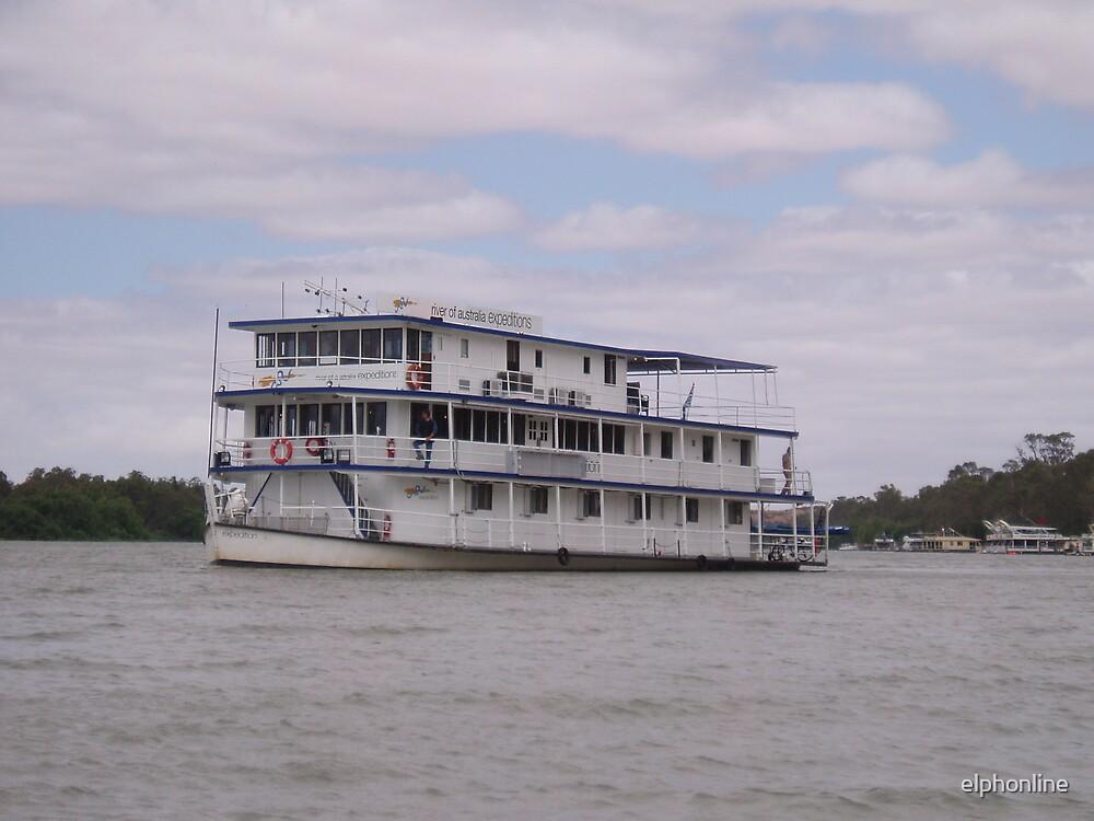 River cruising. by elphonline