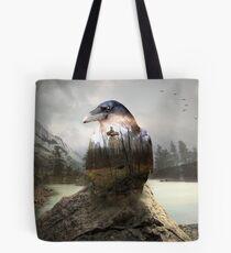 Raven's spirit Tote Bag