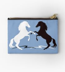 Two horses Studio Pouch