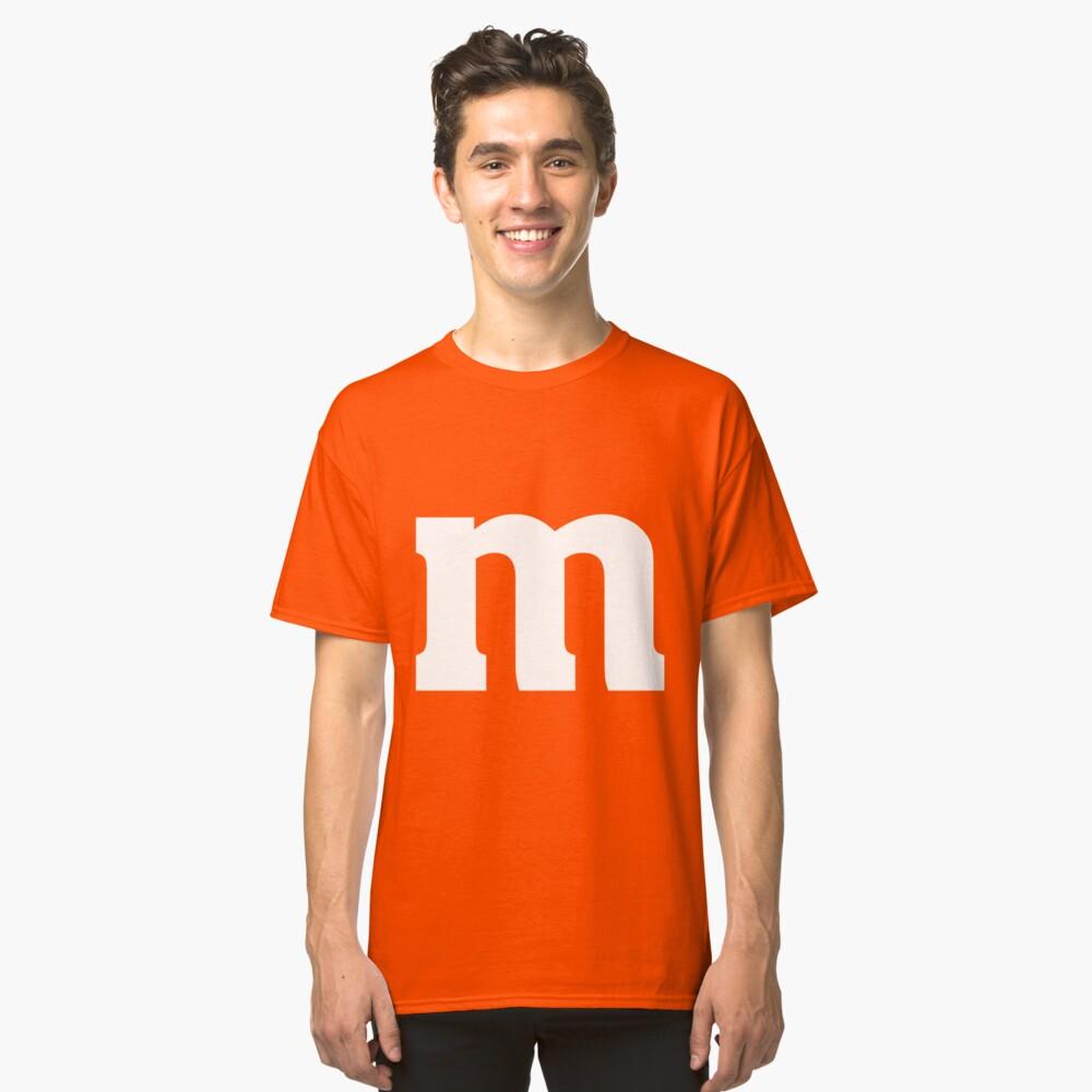 6dd8d668690 Halloween Candy M M Last Minute Costume T-Shirt