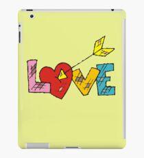 Sweet Love iPad Case/Skin