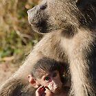 Safe with Mum by Vickie Burt