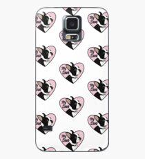 Boston Terrier My Love Case/Skin for Samsung Galaxy