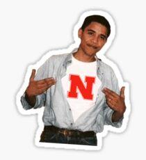 Obama Nebraska Sticker