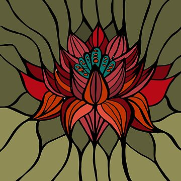 lotus by hdconnelly