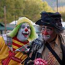 clown by jeromy wheeler
