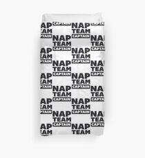 Nap Team Captain Duvet Cover