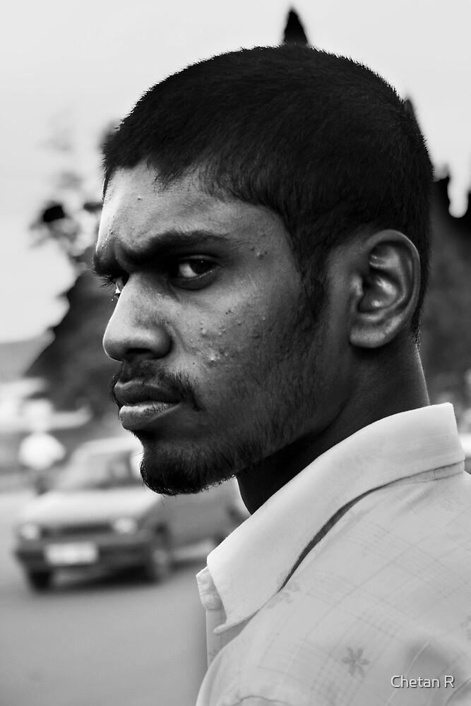Indian Portraits8 by Chetan R