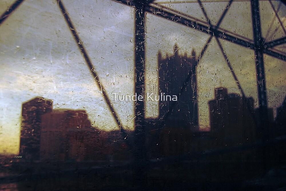 Pittsburgh / Esos ido/ by Tunde Kulina
