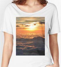 Sky Women's Relaxed Fit T-Shirt