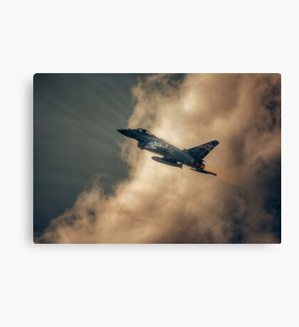 Eurofighter Typhoon Canvas Print