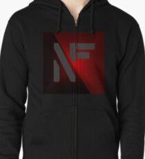 NF Logo Kapuzenjacke