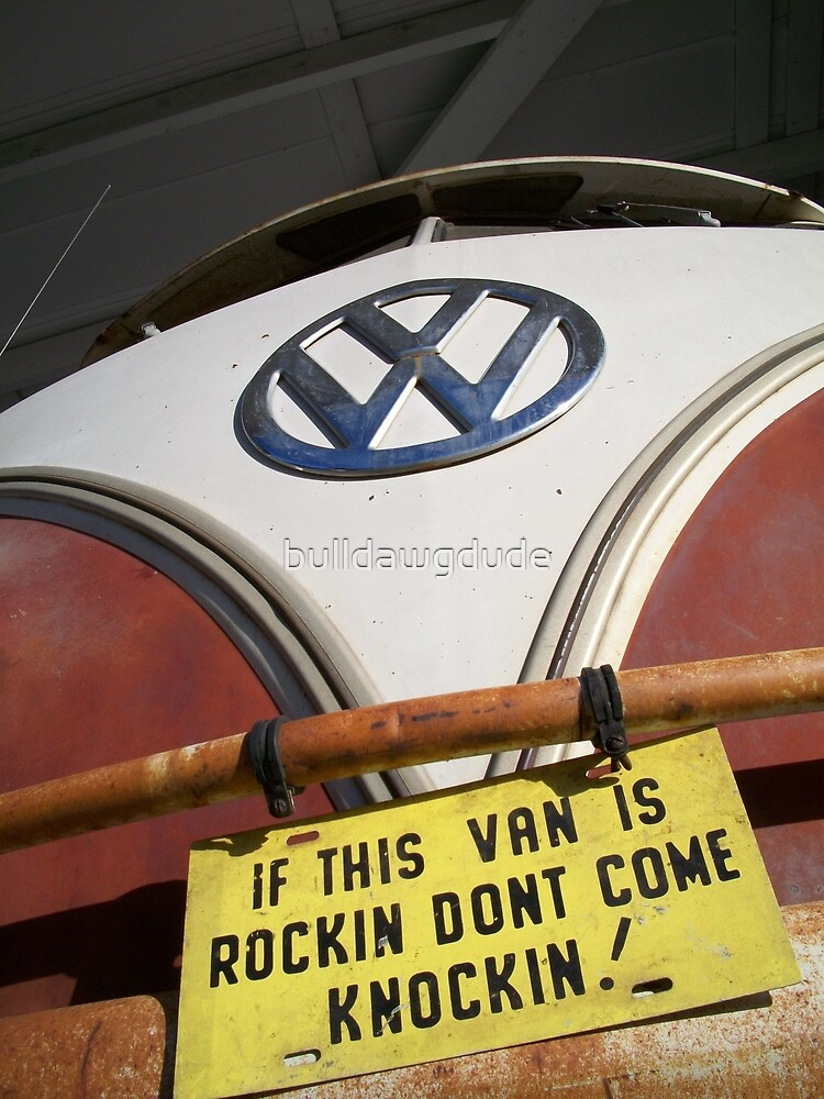 IF THE VAN IS A ROCKIN... by bulldawgdude