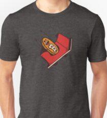 Bitcoin Roller Coaster Unisex T-Shirt