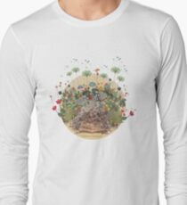 FANTASTIC BOTANICAL Long Sleeve T-Shirt